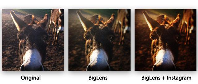 iPhone Fotos mit Tiefenschärfe veredeln: gezielte Unschärfe mit der Foto-App BigLens
