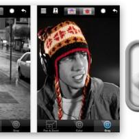 Schwarz Weiß-Fotos mit Farbe: die Color Splash Foto-App